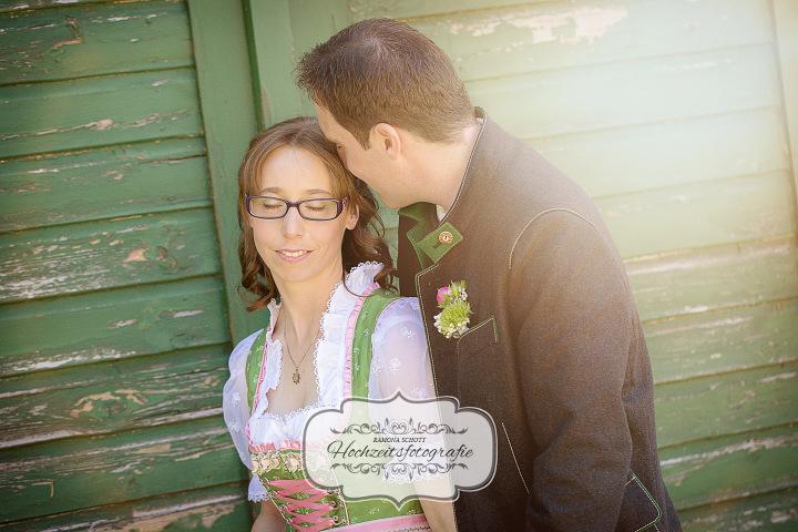 Brautpaarshooting in Holzheim bei Dillingen fotografiert von Ramona Schott